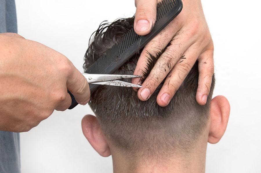 Corso di taglio capelli uomo